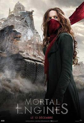 فيلم Mortal Engines 2018 مترجم hd اون لاين