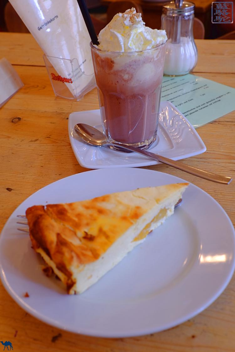 Le Chameau Bleu - Café Schiller Heidelberg centrum Allemagne