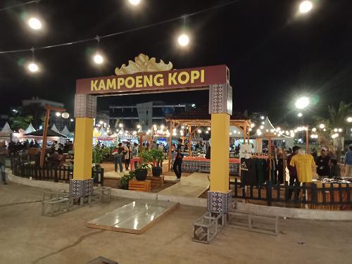 Festival Kopi Robusta Lampung