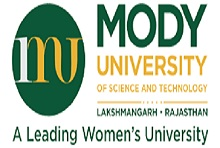 Chief Librarian (Female) at Mody University