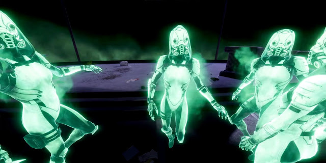Iron Man VR análisis fantasma