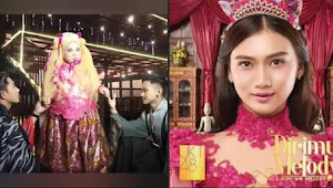 Pakai Baju Mirip, Kekeyi Disamakan dengan Melody Eks JKT48