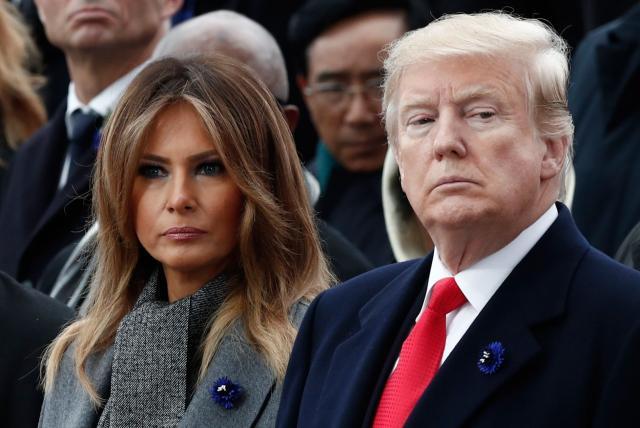 Trump confirma que dio positivo en prueba de COVID-19