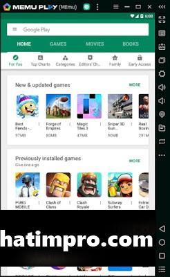 كيفية تحميل وتشغيل MEmu App Player افضل محاكي لتشغيل تطبيقات الاندرويد علي الكمبيوتر | MEmu Android Emulator