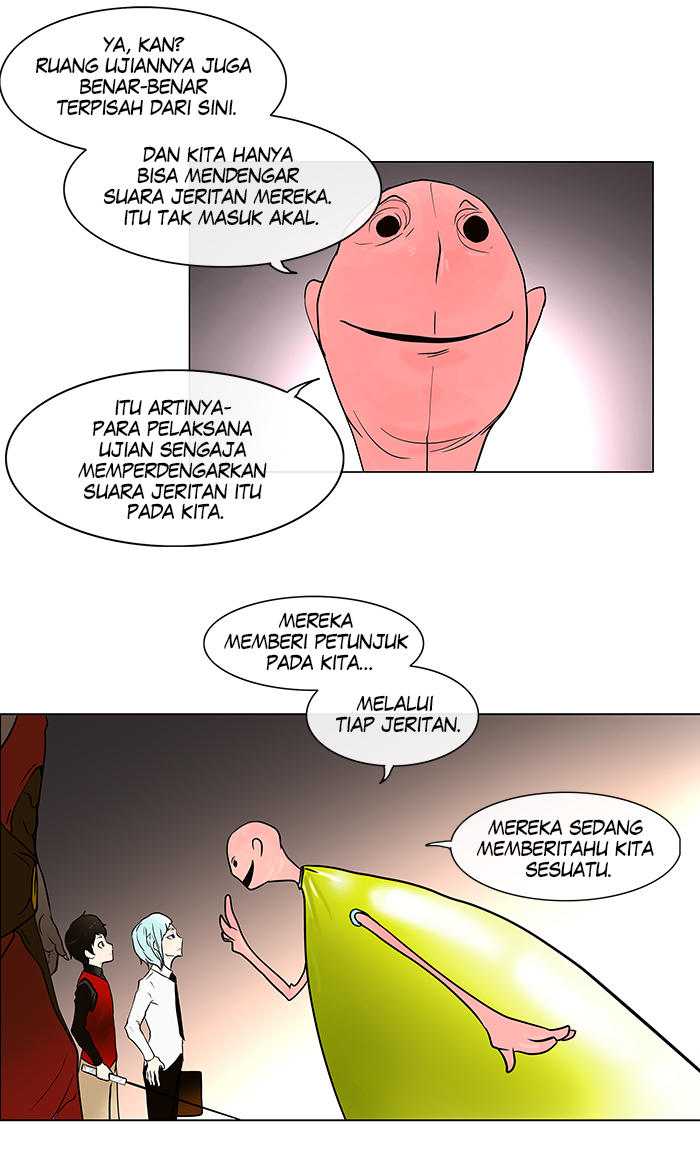Tower of God Bahasa indonesia Chapter 11