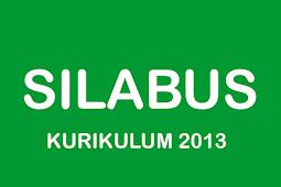 Perbedaan Silabus SD Kurikulum 2013 revisi 2017 dan revisi 2018