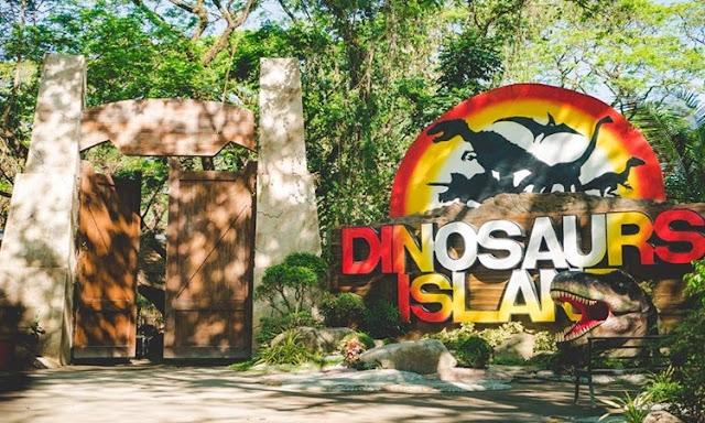 Dinosaurs Island Clark
