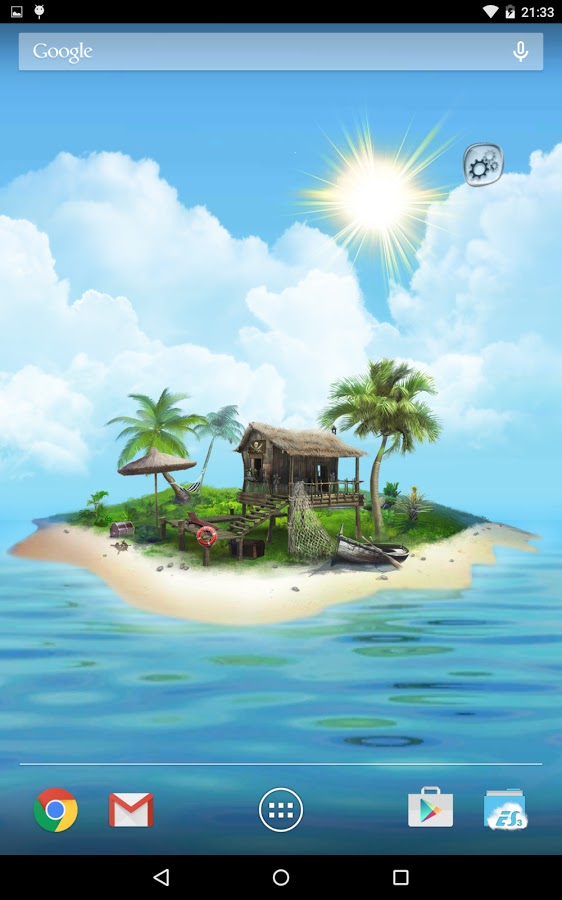 Download Mysterious Island Live Wallpaper APK For Android ...