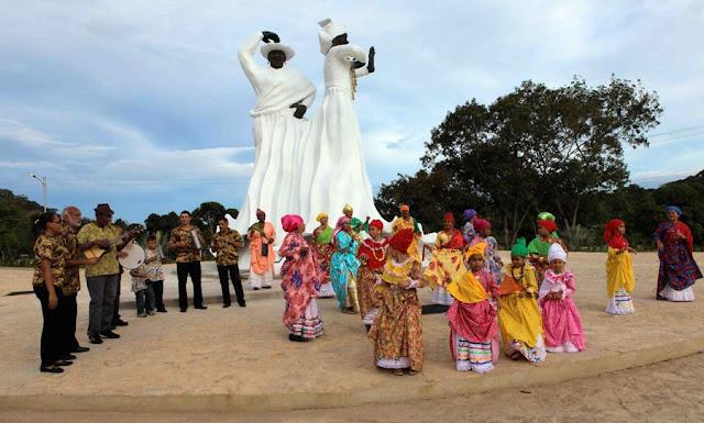 carnavales del callao venezuela bolivar