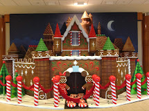 Imaginear Tony Disneyland' Gingerbread House