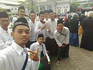 Peringatan hari Santri Nasional - Balaikota Semarang