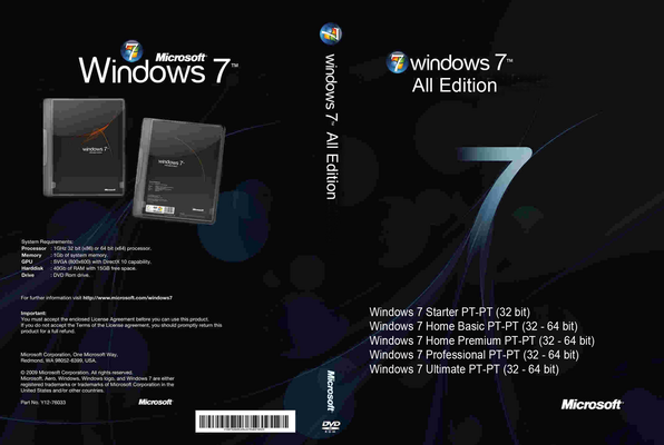 64-bit windows 7 home premium x64 sp1 (bootable) iso | Download
