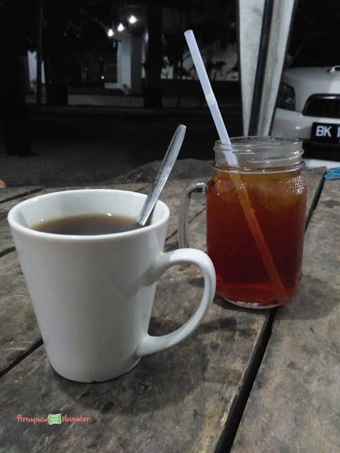 minuman hangat favorit