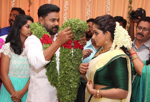 Kavya Madhavan Marriage photo gallery