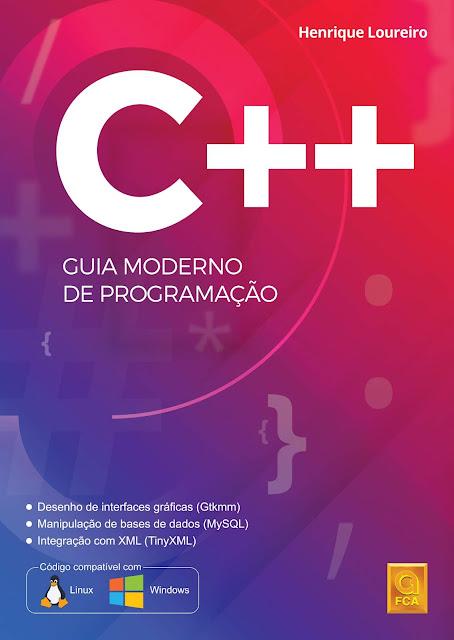 """FCA ensina """"C++ Guia moderno de Programação"""""""