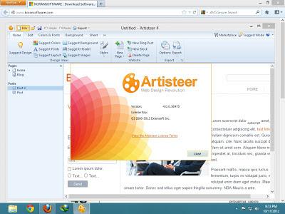 Artisteer 4 Full Crack adalah sebuah software yang digunakan untuk