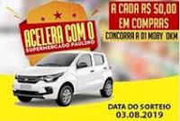 Promoção Acelera com Supermercado Paulino