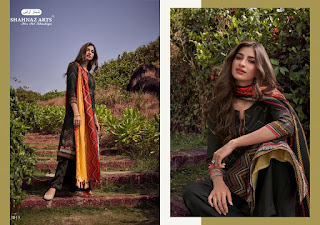 Gulshan Vol 4 Pashmina Winter Collection