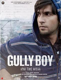 hindi song lyrics , Gully Boy