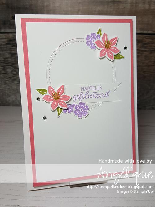 de Stempelkeuken Stampin'Up! producten koopt u bij de Stempelkeuken #stempelkeuken #stampinup #stampinupnl #staminupnederland #boeket #bloemen #flowers #flowerbunch #echtepostiszoveelleuker #kaartenmaken #cardmaking #cardmakersofinstagram #papercrafting #stempelen #creatiefleven #libelle #zomer #lente #workshop #diy #snailmail #denhaag #rijswijk #rotterdam #westland #leiden