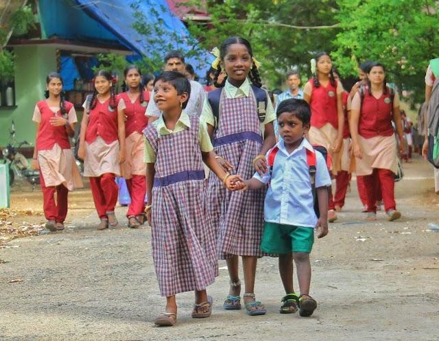 2020-21 கல்வியாண்டில் 100 நாட்கள் மட்டுமே பள்ளிகள் திறக்கப்படும்!