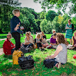 Poetry Walkshop with Jo Bell as part of the Bradford on Avon Arts Festival 2015