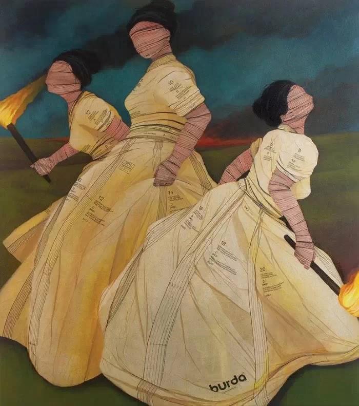 Американский художник. John Westmark