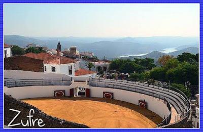 Preciosa Plaza de Toros de Zufre  13516268_979289602188475_8264637621008852777_n