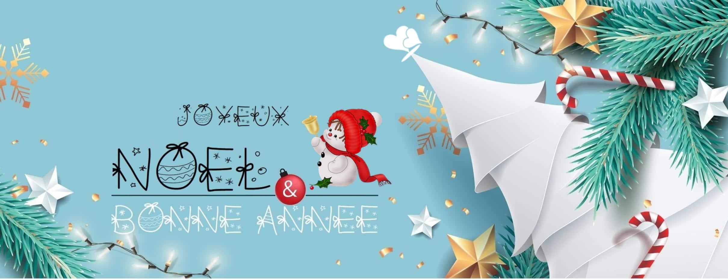 50 Cartes De Joyeux Noel Et Bonne Annee 2021 Poesie D Amour