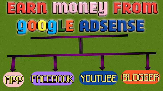 how to earn Money from Adsense