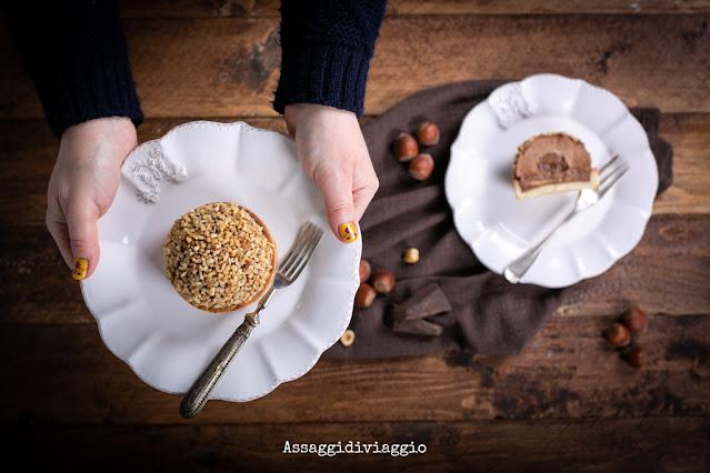 Tartellettes noisette - Tartellette alla nocciola