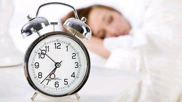 Ngeri, Terbiasa  Tidur  Pagi Sebelum 11:00 Bisa Mendapatkan 8 Penyakit Ini!