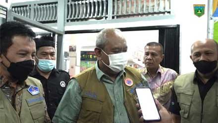 Sestama BNPB Apresiasi Penanganan Covid-19 di Kota Padang Panjang