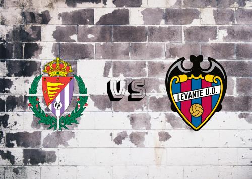 Real Valladolid vs Levante  Resumen