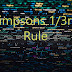 Fortran ~ Simpson's 1/3rd Rule