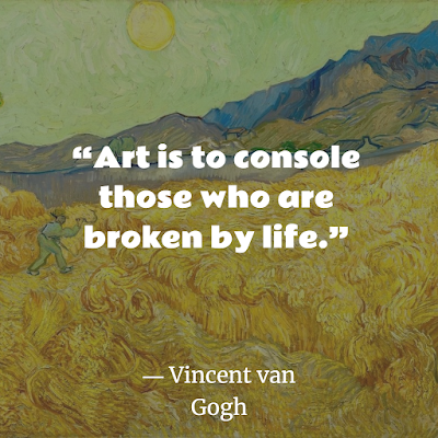 Best Vincent van Gogh Quotes