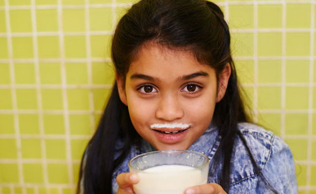 These 5 drinks will increase for kids during the exam, brain power will increase and reduce stress