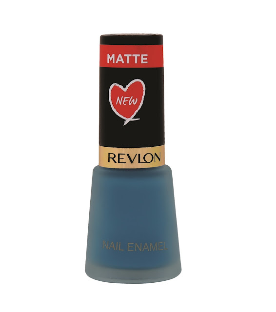 Revlon Nail Enamel - Now its time to check your nails with Revlon Nail Enamel in perfect matte