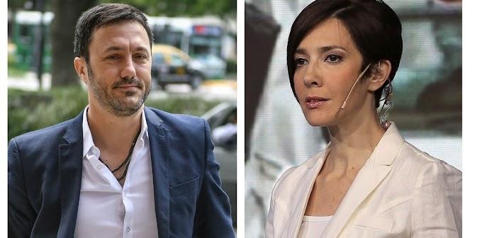 Se confirmó el noviazgo de Cristina Pérez y el diputado Luis Petri