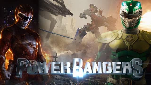 Power Rangers 2017 Full Movie