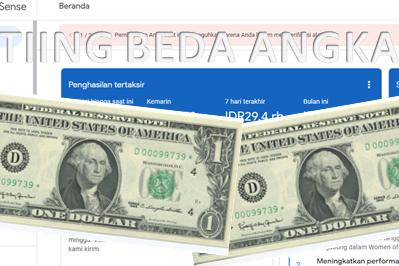 Posisi Iklan Menentukan Penghasilan Google Adsense