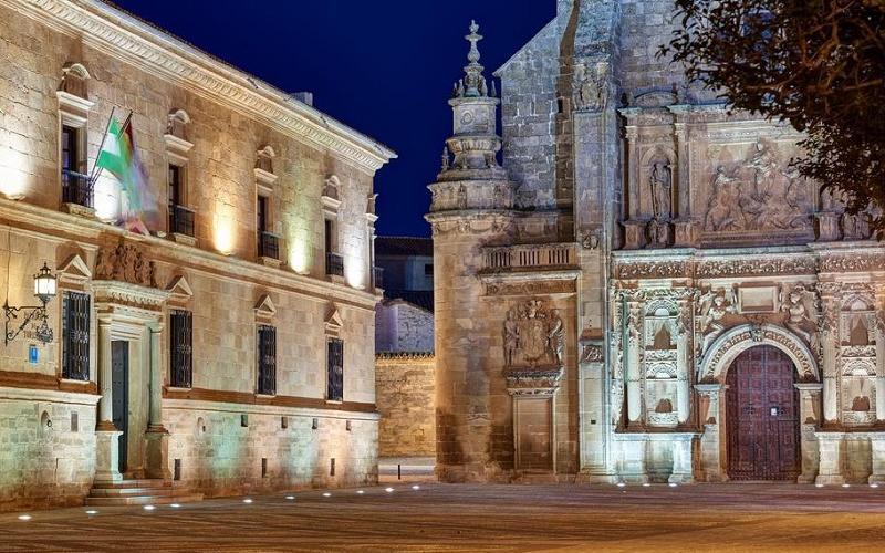 Renaissance Architecture in Ubeda