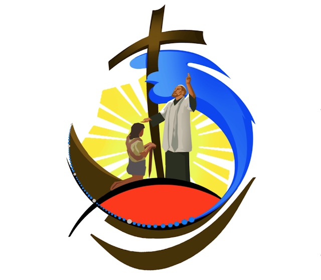 500 years of Christianity in the Philippines logo