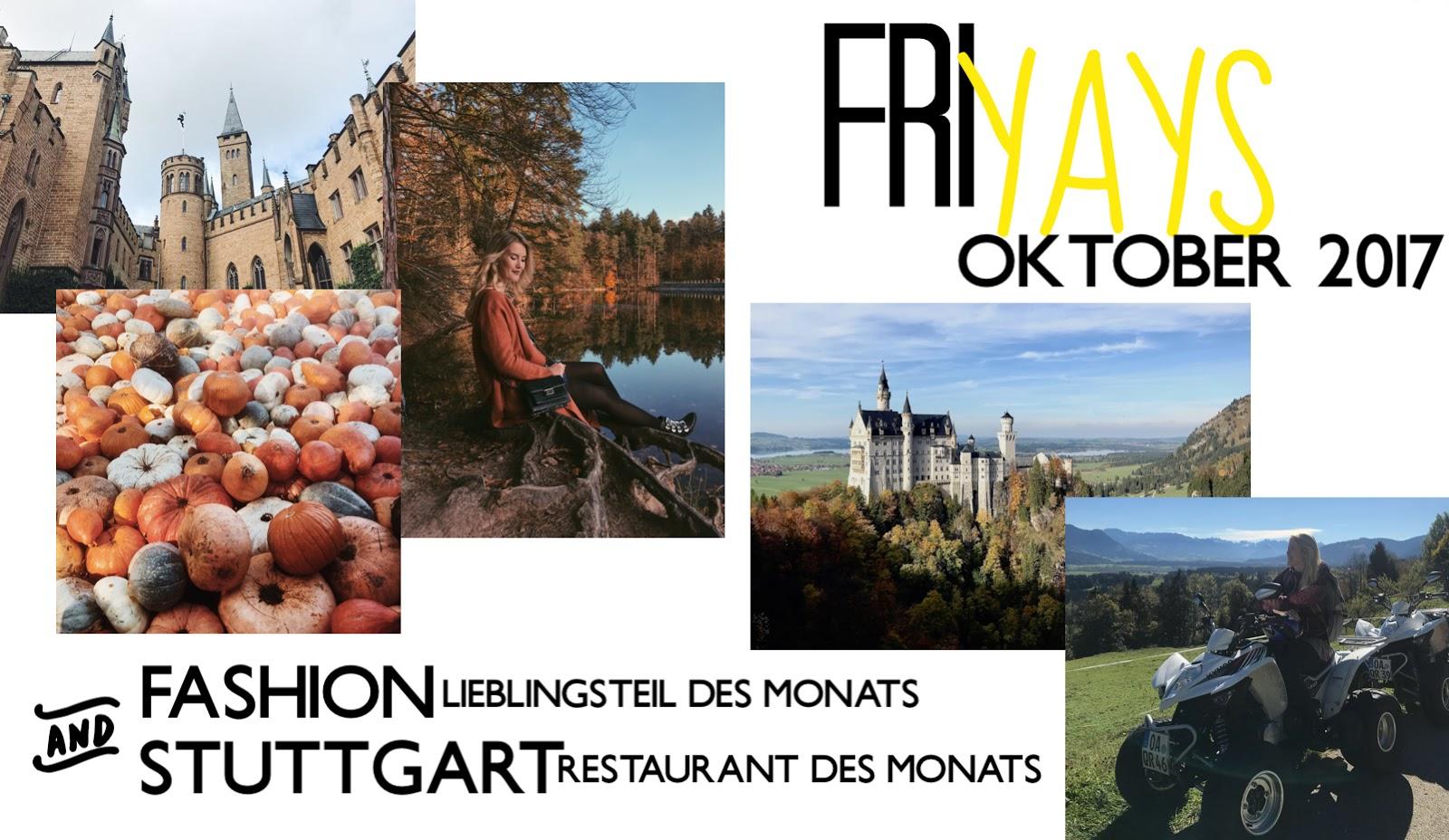 Lifestyle Friyays Oktober Favoriten Stuttgart Restaurant des Monats