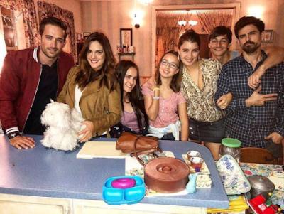 Nueva Telenovela Mi Familia Perfecta