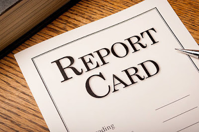 My Daily Activity Report Card