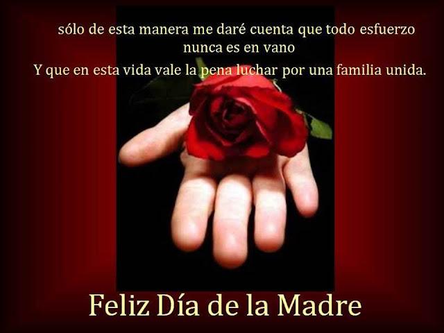 día de las madres flores