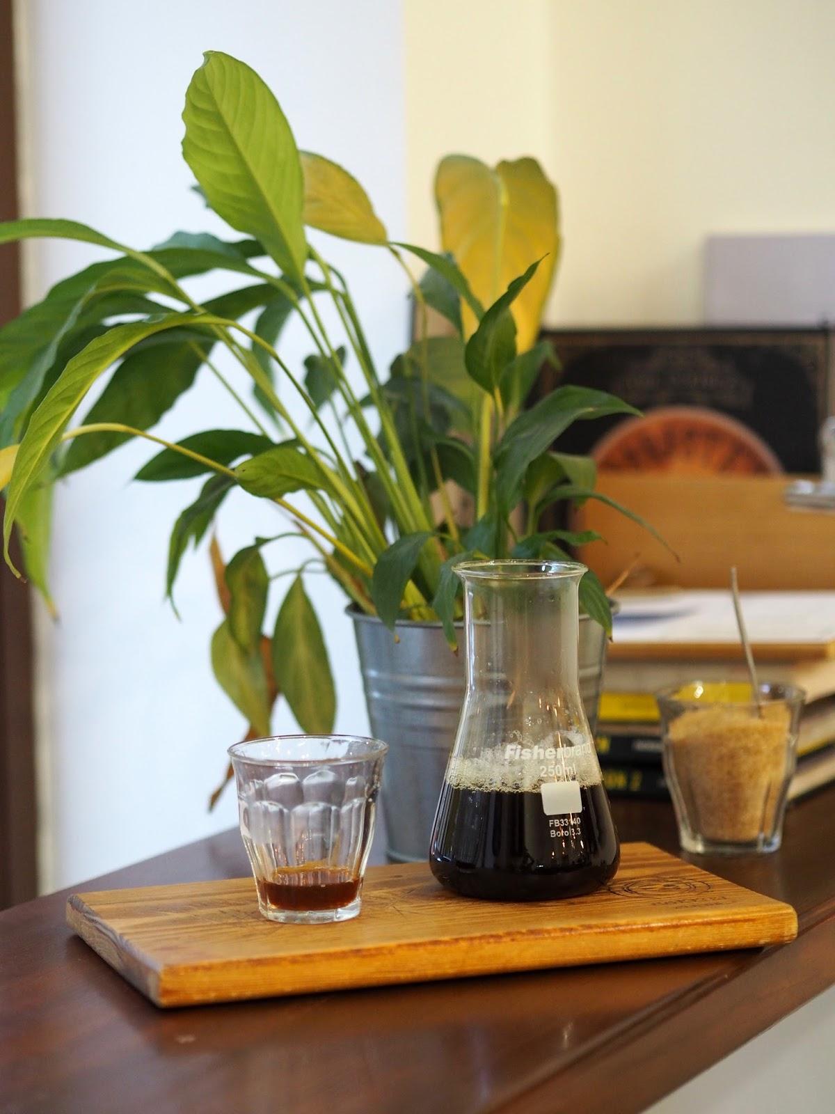 coffee room praha