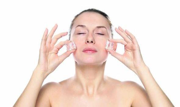 Manfaat Es Batu Untuk Kecantikan wajahmu