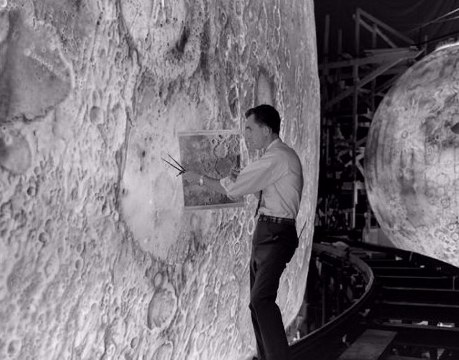 Planetary Vision: NASA Apollo moon landing faked 1